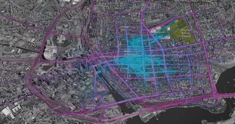 big data para el trafico gps