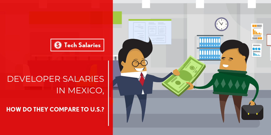 tech salaries in mexico