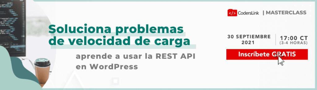 tutorial de programcion rest api en wordpress