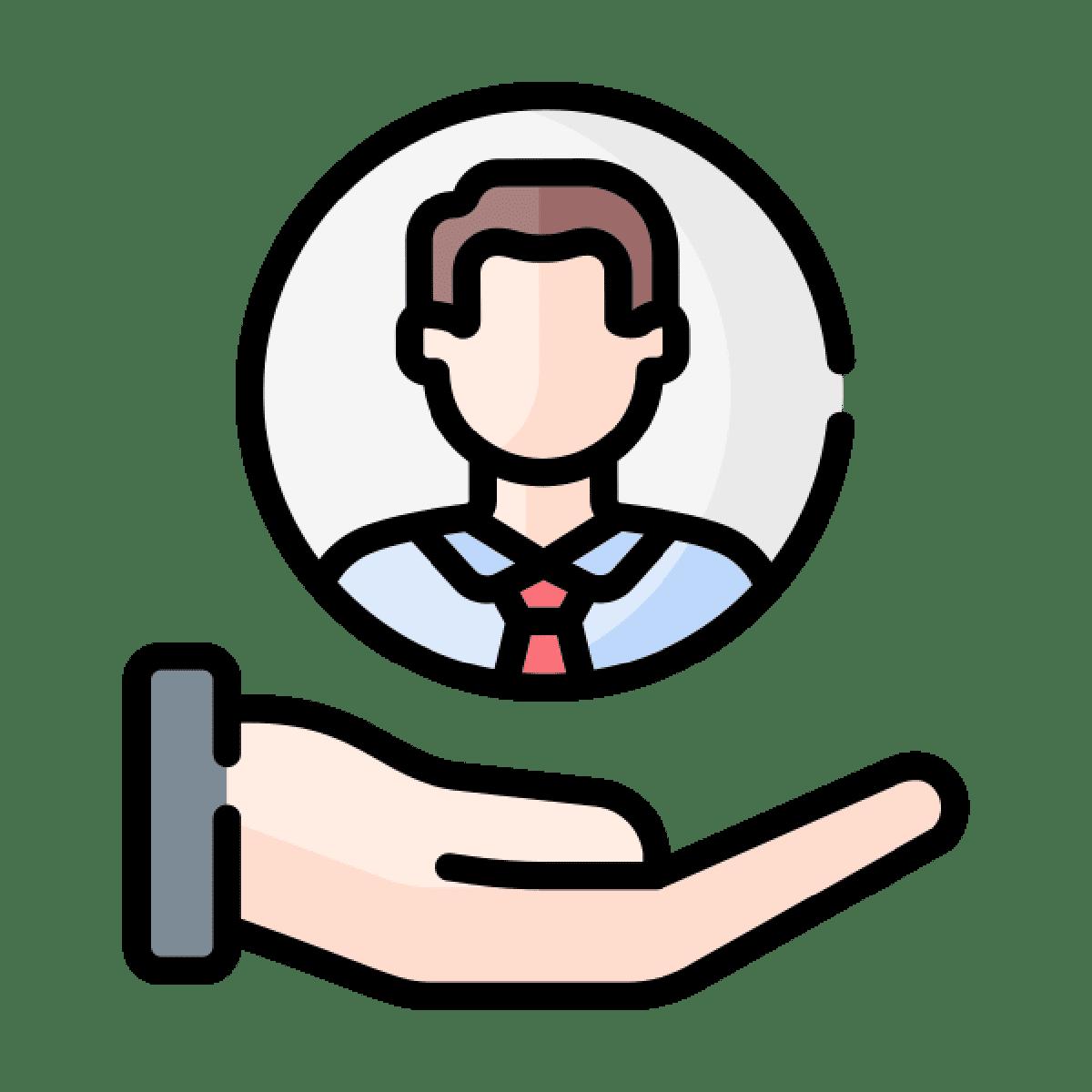 Build Operate Transfer IT Team icon