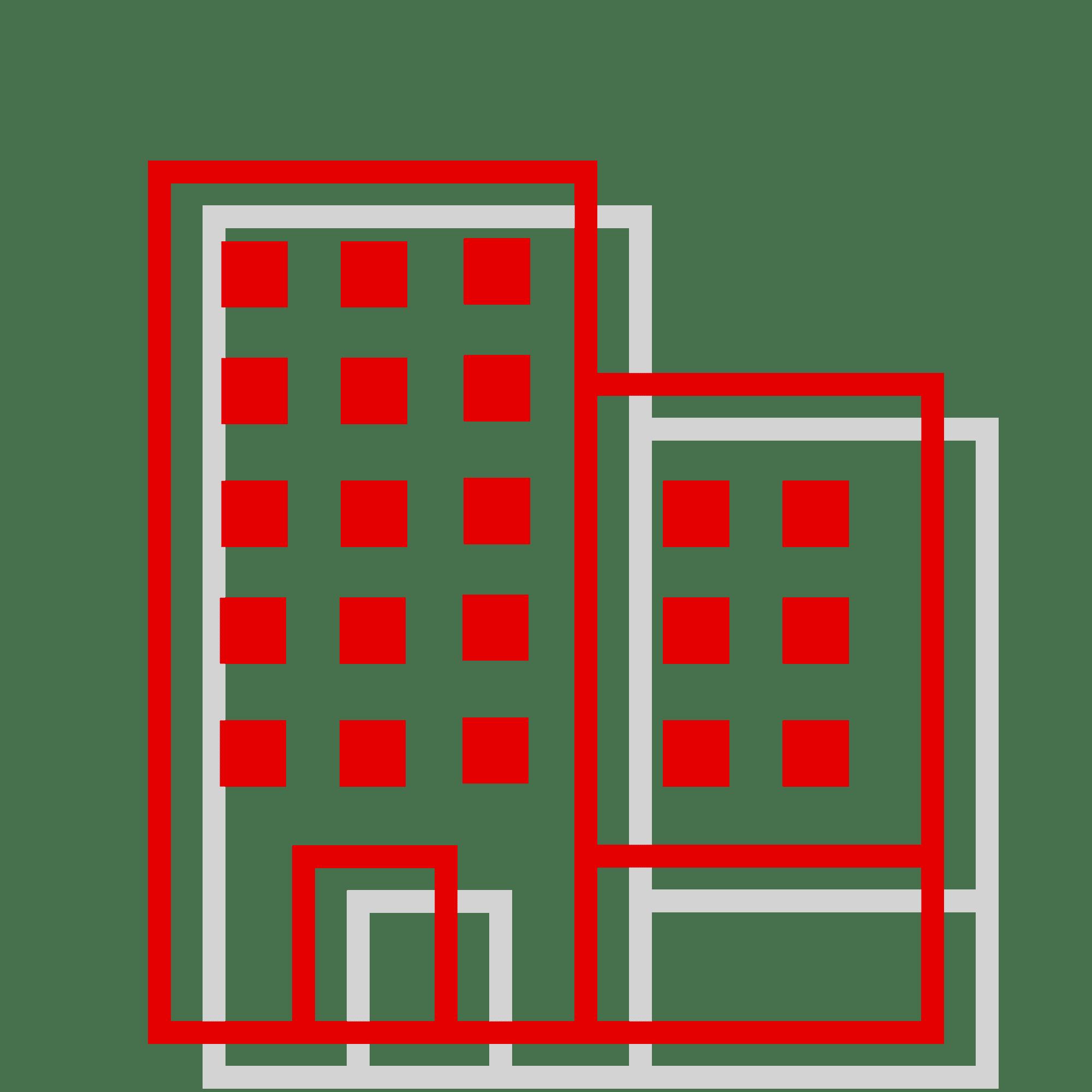 medium company icon shadow