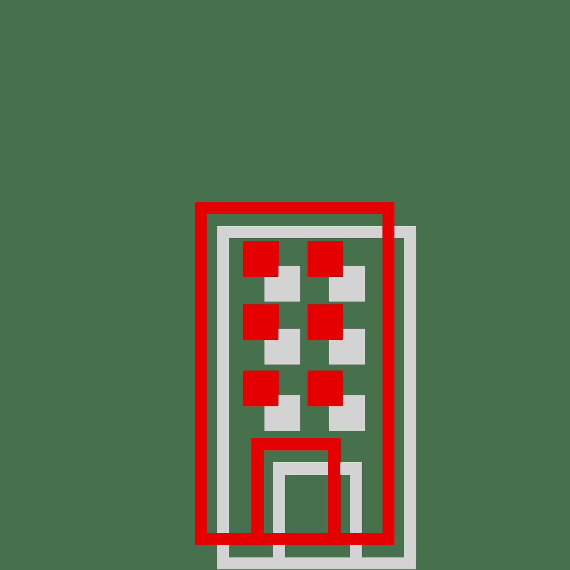 small company icon shadow