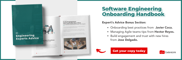 Software Engineer Onboarding Handbook