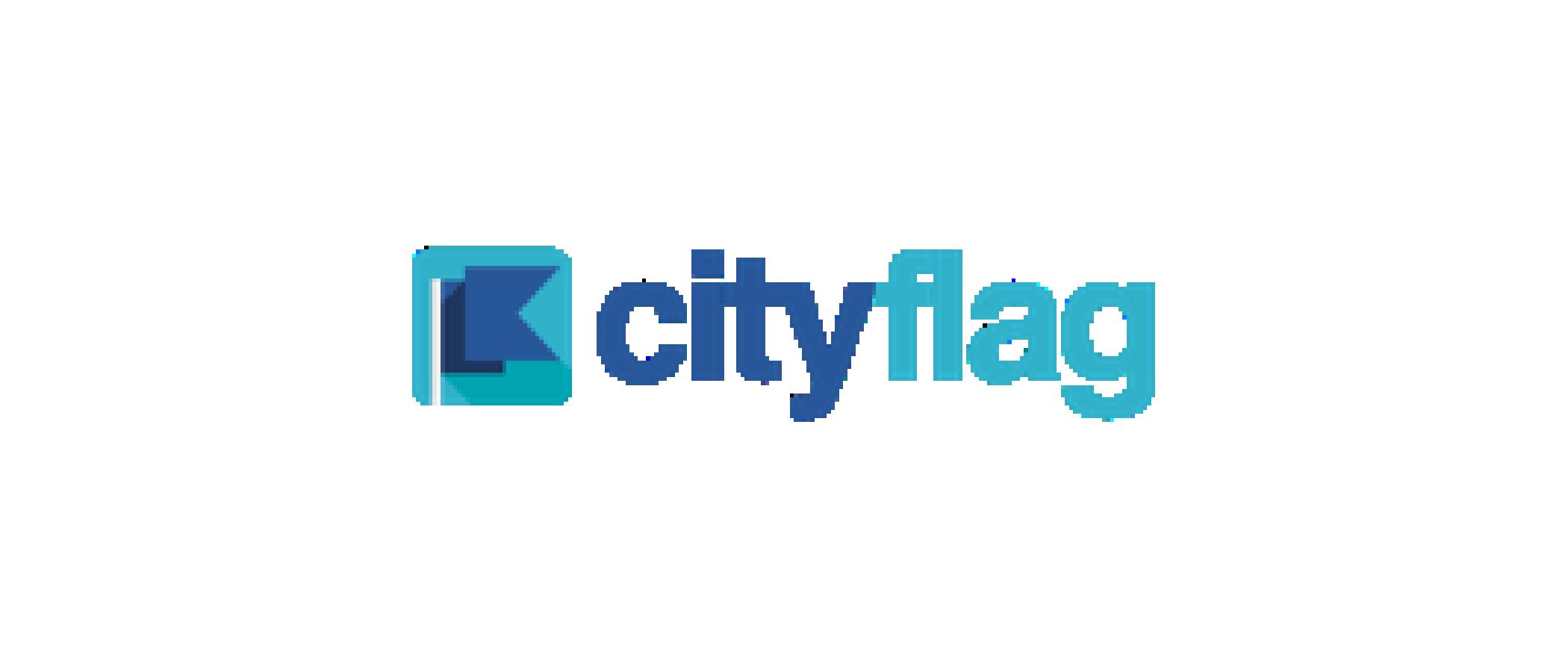 cityflag company logo in color