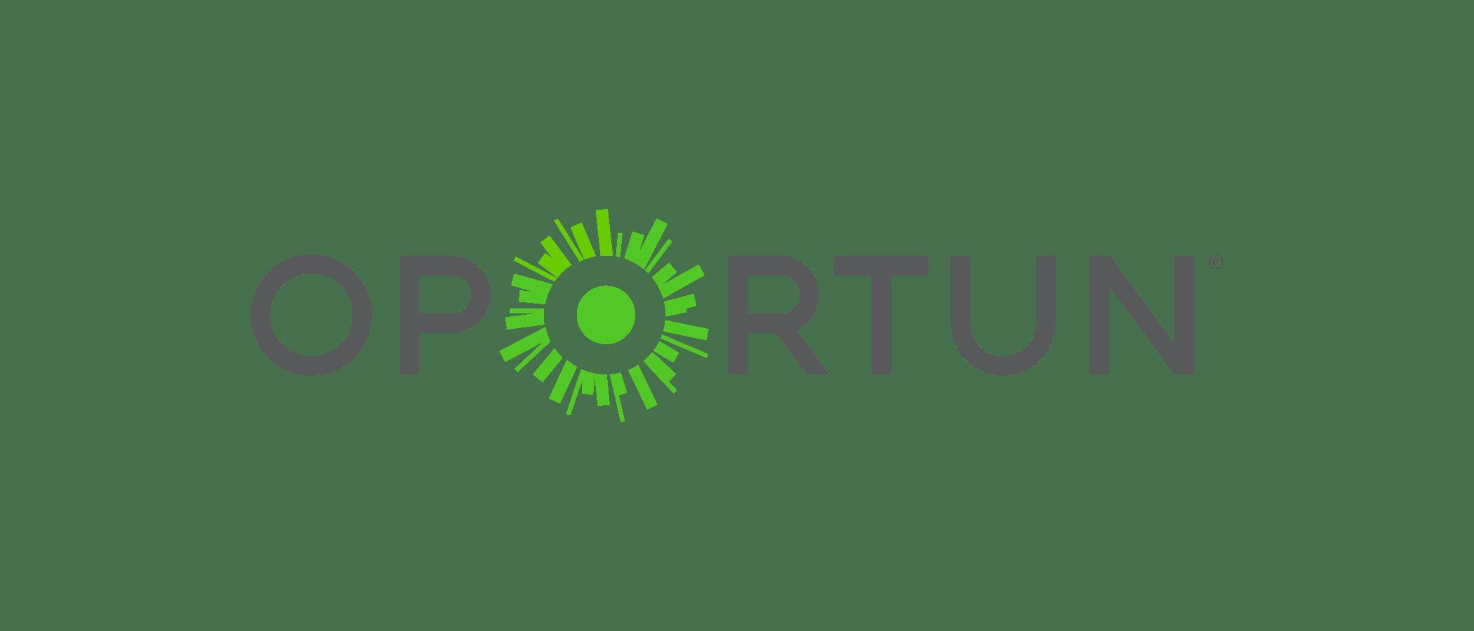 Oportun company logo color