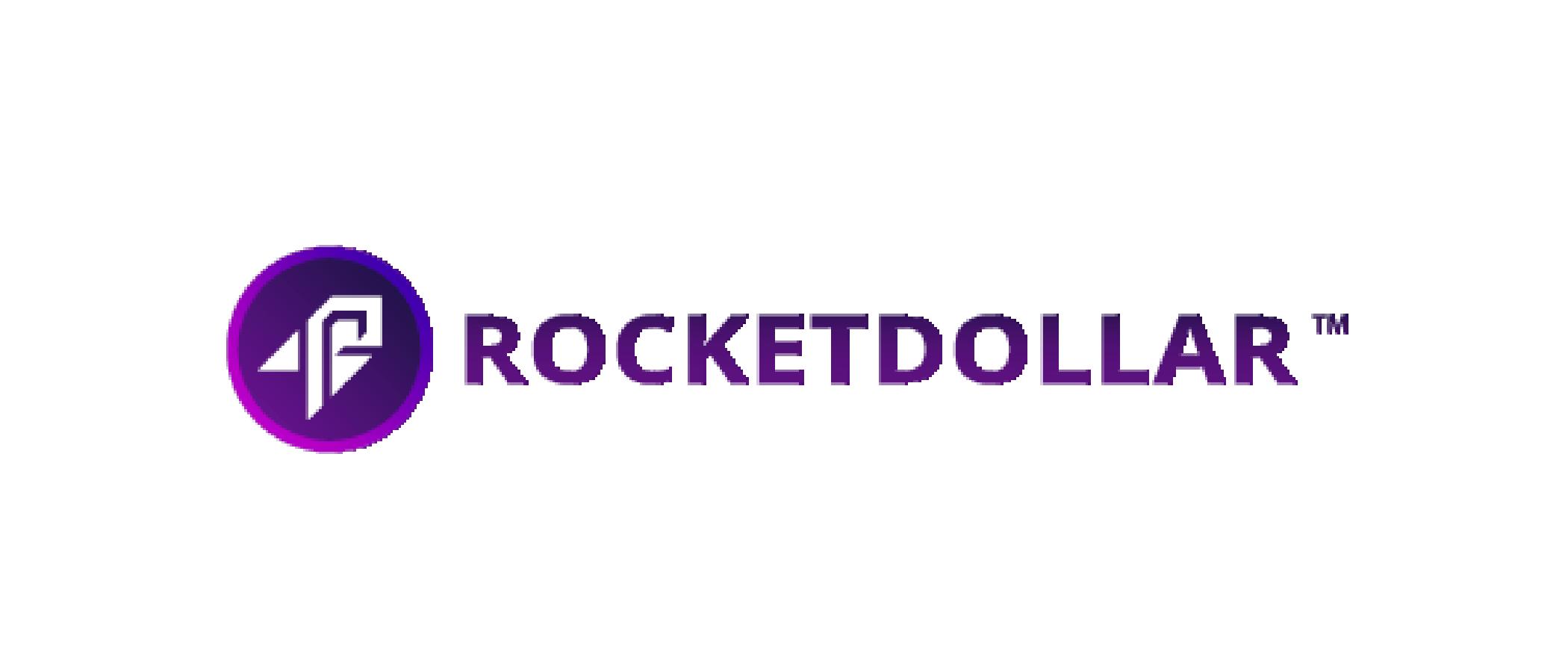 rocketdollar company logo color