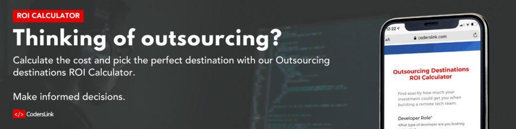 it outsourcing destination comparison calculator