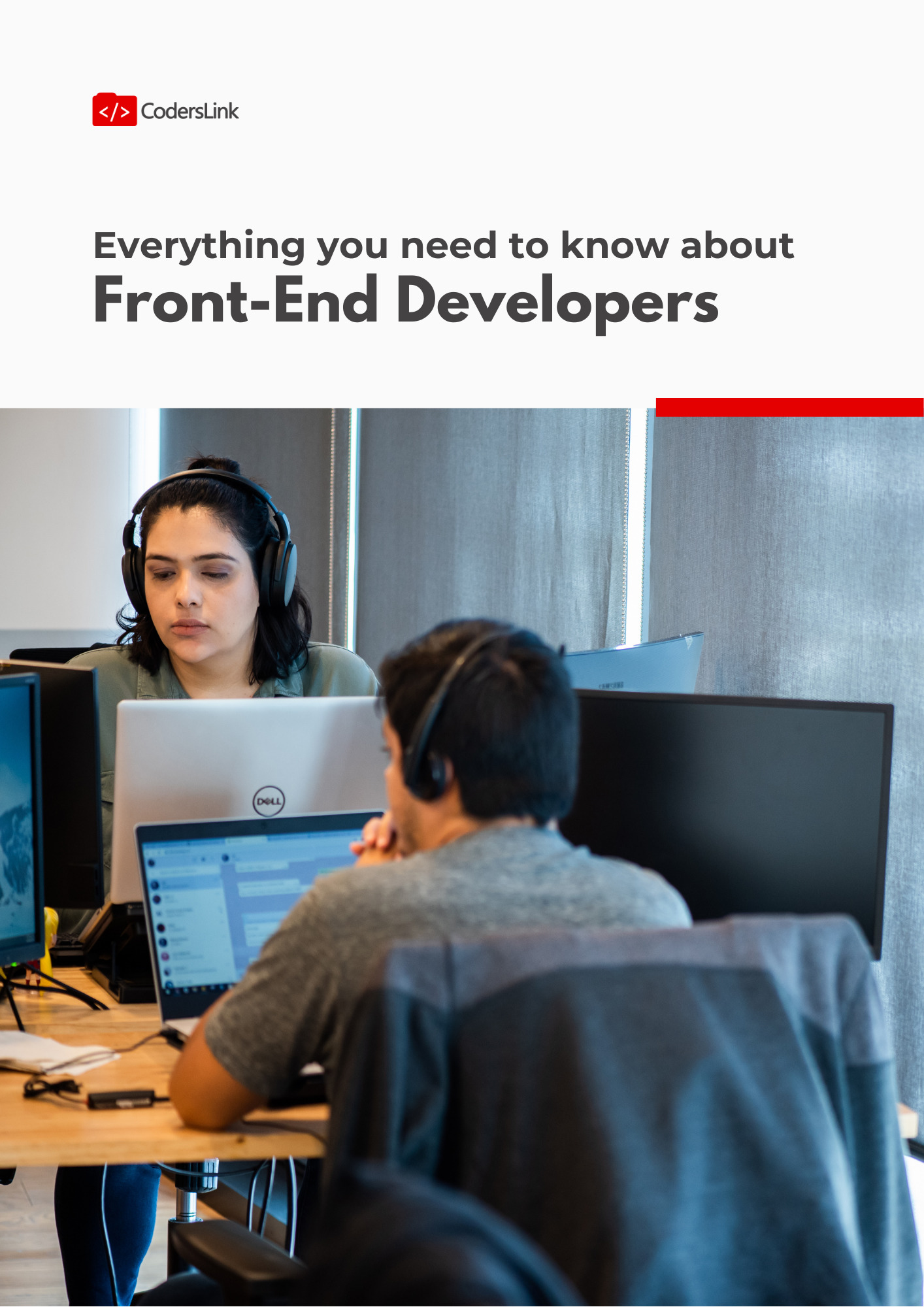 front end developer guide