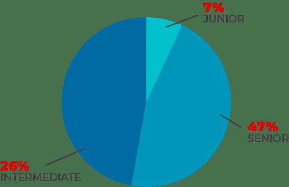 front end developers community composition