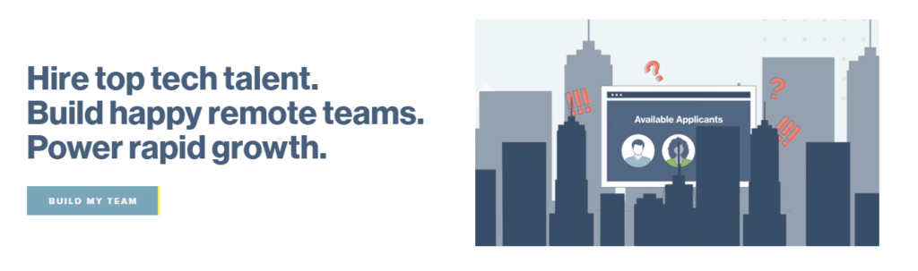 Terminal is the world's first tech-enabled platform for remote engineering teams.
